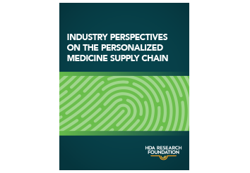 Industry Perspectives on the Personalized Medicine Supply Chain
